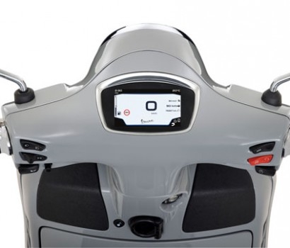 GTS Supertech Cockpit
