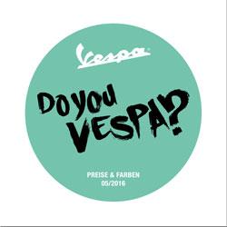 Vespa-Prospekt-Schweinfurt
