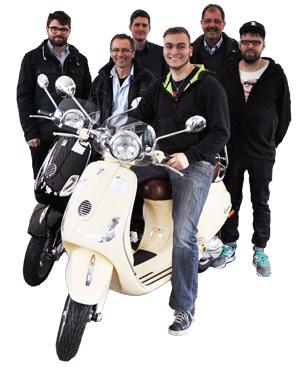 Vespa Team Schweinfurt